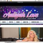 Aaliyah Love Paypal Register