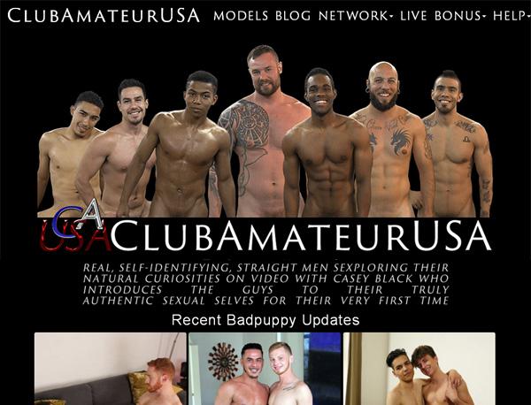Club Amateur USA Trial Coupon