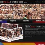 Czechmegaswingers.com Premium Login