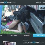Get Czech Snooper Discount Offer