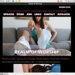 Realmofworship.com Full Force Spanking