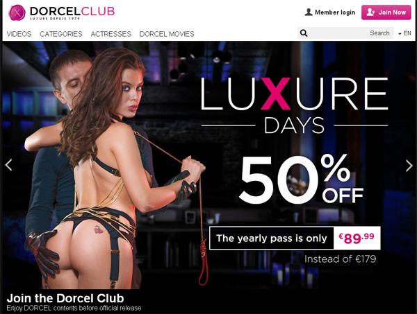 Dorcel Club All Videos